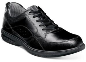 Nunn Bush Men's Walk Moc-Toe Lace-Up Oxfords Men's Shoes