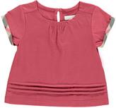 Burberry Tartan Trom Gisselle T-Shirt