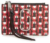 Marc Jacobs Snapshot Scream Zip Wallet
