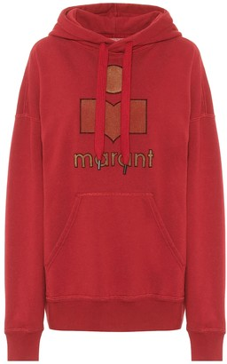 Etoile Isabel Marant Mansel cotton-blend hoodie