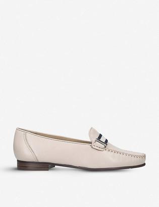 Carvela Comfort Charlie leather loafers