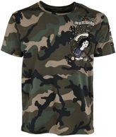 Valentino Embroidered T-shirt