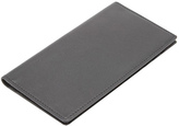 Royce Leather RFID Blocking Checkbook Register Cover