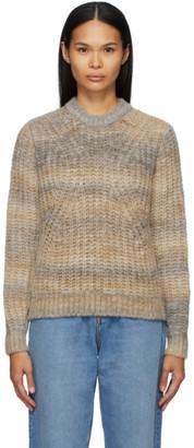 A.P.C. Brown Marianne Sweater