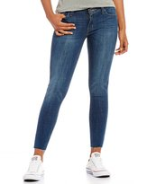 Levi's s 535 Pintuck Styled Ankle Super Skinny Jeans