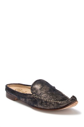 Golo Keaton Leather Slip-On Mule