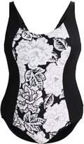Evans Swimsuit floral