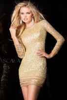 Scala 48356 Dress In Champagne