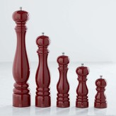 Peugeot Paris U Select Red Salt & Pepper Mills
