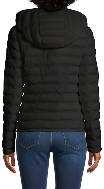 Thumbnail for your product : Peuterey Napo Hooded Puffer Jacket