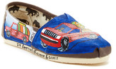 Toms Painted Classic Slip-On Shoe