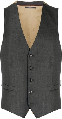 Gucci Formal Wool Waistcoat