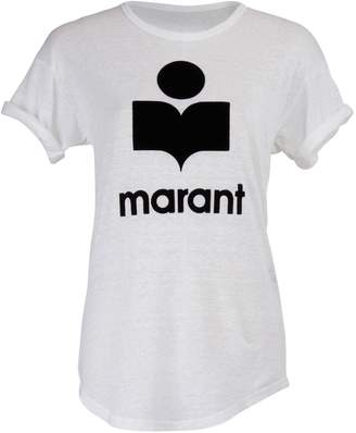 Etoile Isabel Marant Linen Koldi T-shirt