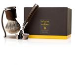 Acqua di Parma Collezione Barbiere Shaving De Luxe Stand (Brush + Fusion Razor)