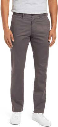 1901 New Ballard Trim Fit Flat Front Chino Pants