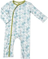 Kiwi Crossover Romper (Baby) - Farm Print-12-18 Months