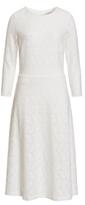 Esprit OUTLET lace print dress