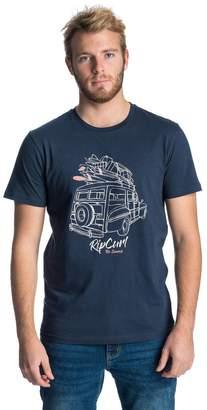 Rip Curl Pick Up Cotton T-Shirt