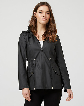 Le Château Water Repellant Zip-Front Anorak Jacket