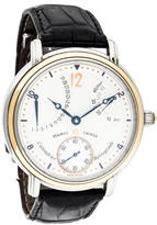 Maurice Lacroix Masterpiece Calendrier Watch