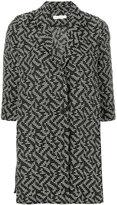 Henrik Vibskov Ann coat - women - Polyester - S