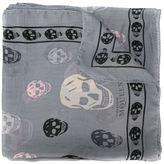 Alexander McQueen 'Skull' scarf - women - Silk - One Size
