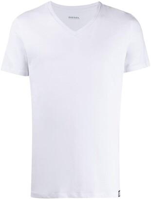 Diesel V-neck short sleeve T-shirt