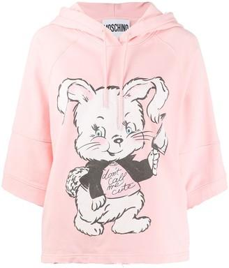 Moschino Don't Call Me Cute hoodie