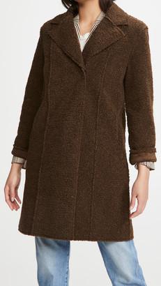 Velvet Meryl Coat