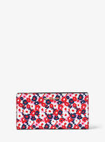Michael Kors Jet Set Carnation Slim Wallet