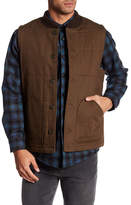Pendleton Canvas Journey Vest
