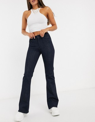 G Star G-Star 3301 High Flare Jeans in rinsed wash