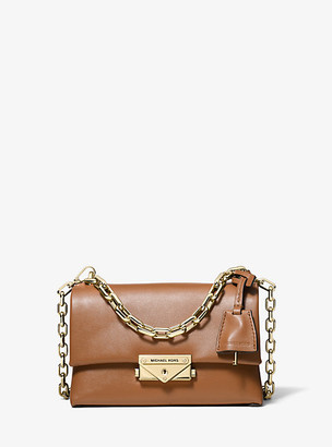Michael Kors Cece Extra-Small Leather Crossbody Bag