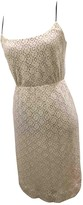 J.Crew Ecru Cotton Dress for Women