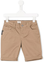 Armani Junior classic five pocket shorts - kids - Cotton/Spandex/Elastane - 11 yrs