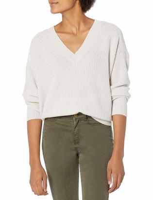 Velvet by Graham & Spencer Women's Nixie V-Neck Sweater