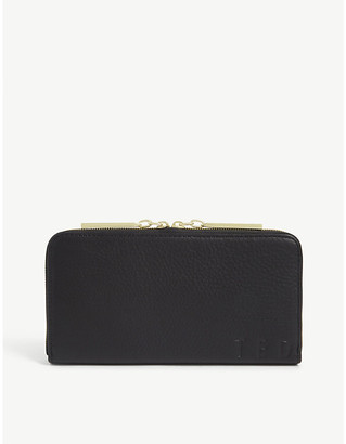 Ted Baker Leather Eliiey matinee wallet