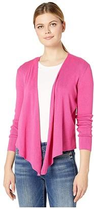 Nic+Zoe Four-Way Cardy (Pure Pink) Women's Sweater
