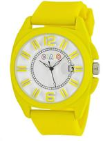 Crayo Sunset Collection CRACR3308 Unisex Watch with Silicone Strap
