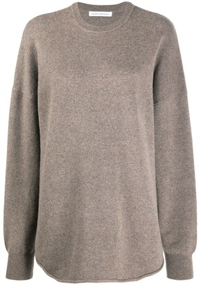 Extreme Cashmere Cashmere Relaxed Jumper