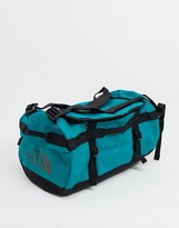 The North Face Base Camp small duffel bag 50L in green