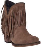 Dingo Women's JuJu Fringe Ankle Boot DI7454