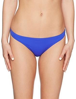 Milly Women's Vita Italian Solid Swim St. Lucia Bikini Bottom