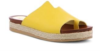 Patrizia Toeloop Women's Slide Sandals