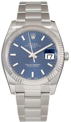 Rolex unworn Oyster Perpetual Date 34mm