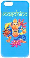 Moschino jewelled monkey iPhone 6 case - unisex - plastic - One Size