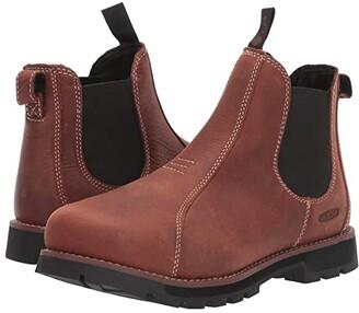 Keen Seattle Romeo Aluminum Toe (Gingerbread/Black) Women's Boots