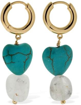 Anni Lu Vanessa Hoop Earrings