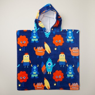 Indigo Kids IndigoKids Poncho Towel - Monster