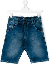 Diesel teen Krooley shorts - kids - Cotton/Polyester - 16 yrs